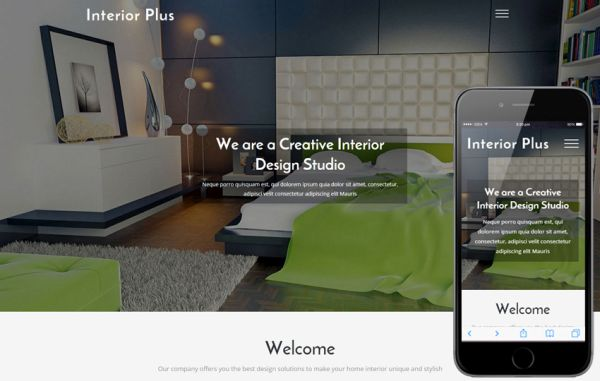 interior-plus-free-html-template