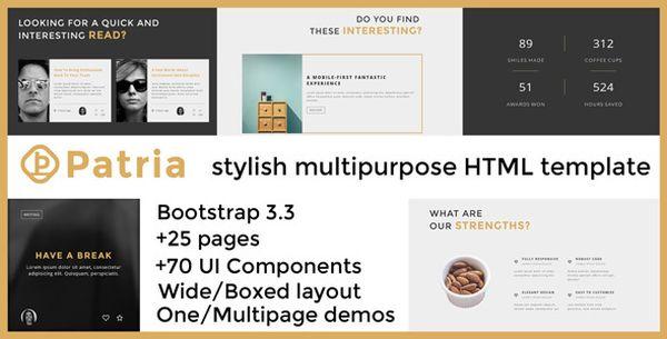 patria-premium-html-template