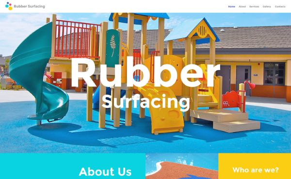 rubber-surfacing-premium-website-template