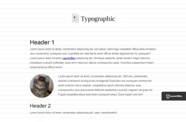 typographic-tool
