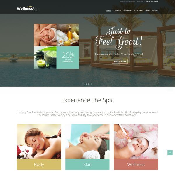 wellness-spa-premium-wordpress-theme