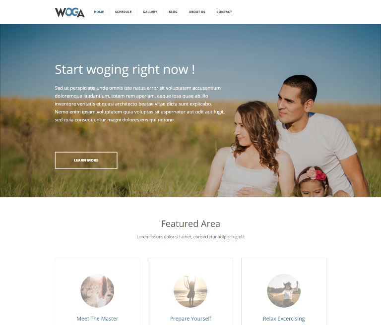 woga-premium-wordpress-theme