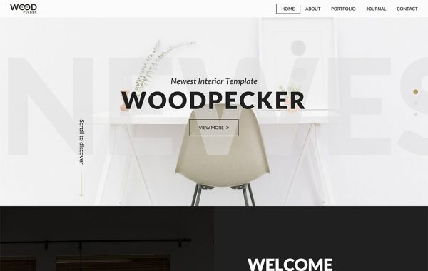 woodpecker-interior-website-template