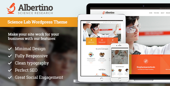 albertino-premium-wordpress-theme