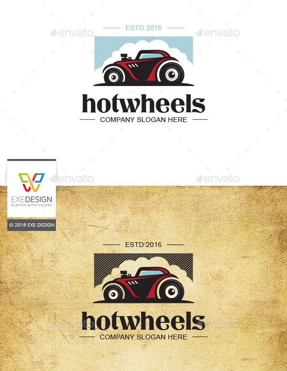 classic-car-logo-design