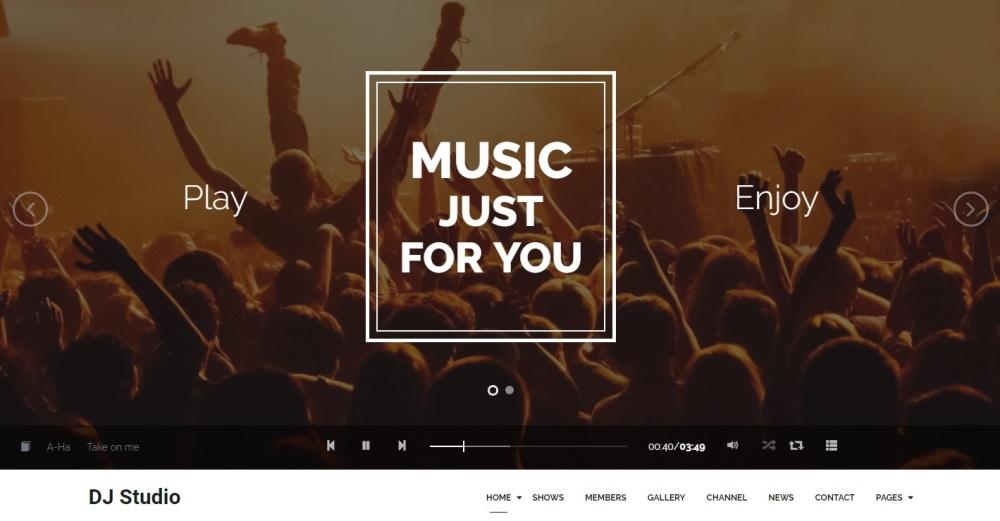 dj-studio-premium-html-template