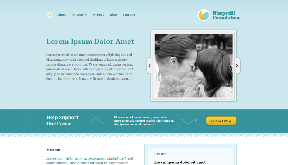 foundation-free-wordpress-theme