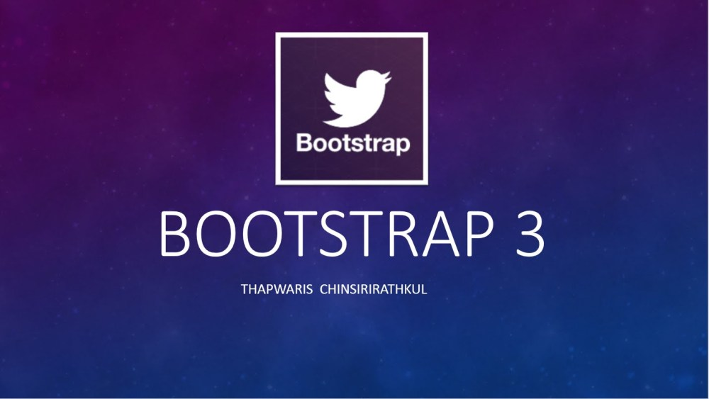 frameworks-bootstrap