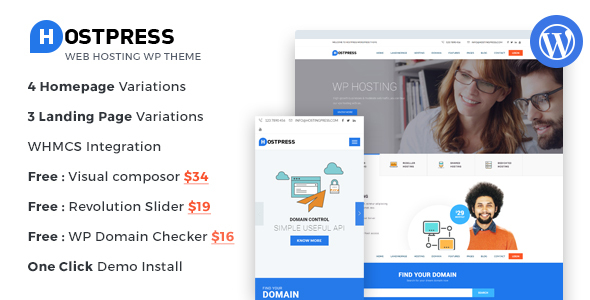 hostingpress-premium-wordpress-theme