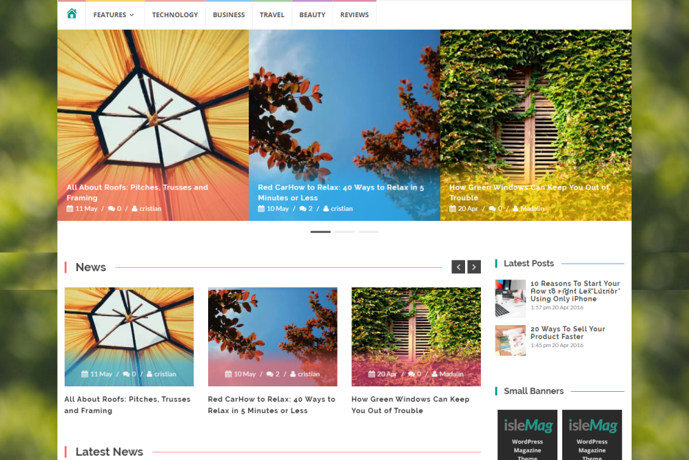 islemag-free-wordpress-theme