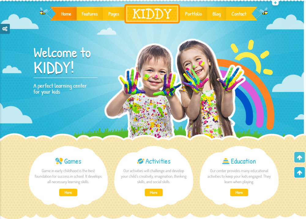kiddy-premium-wordpress-theme