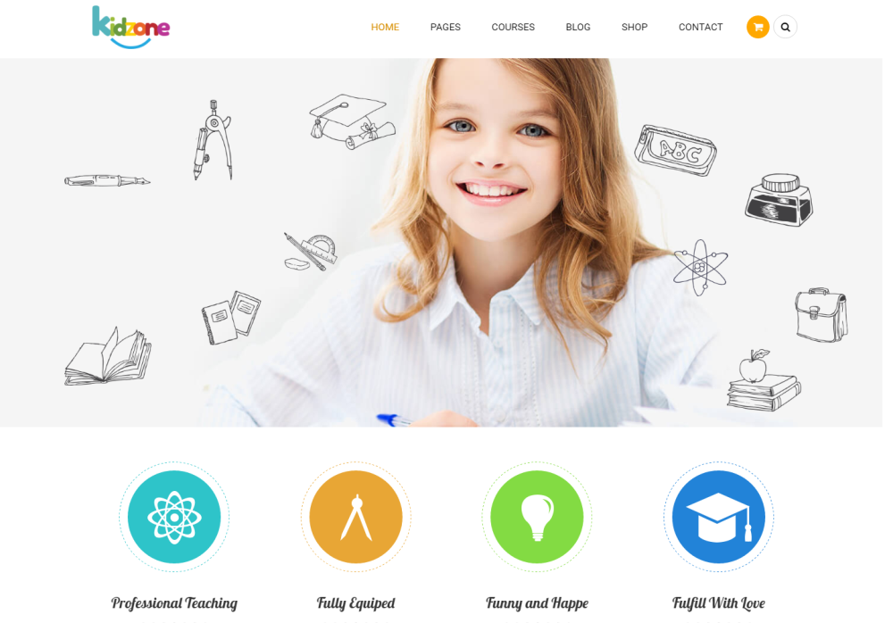 kidzone-premium-wordpress-theme