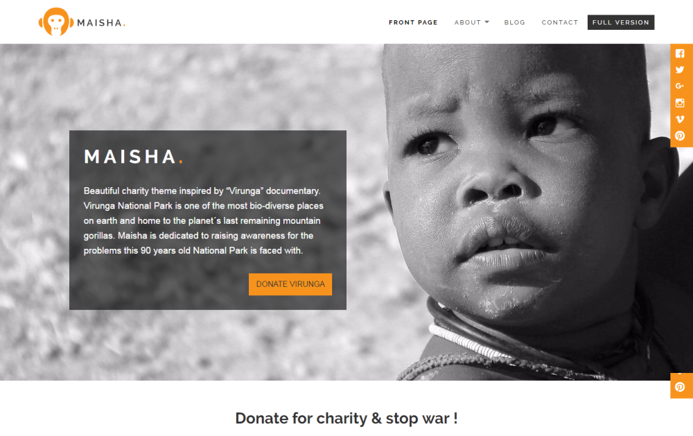 maisha-lite-free-wordpress-theme