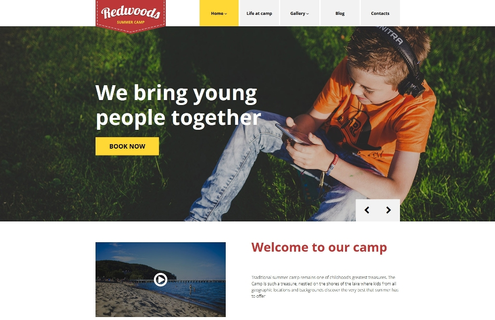 redwoods-premium-wordpress-theme