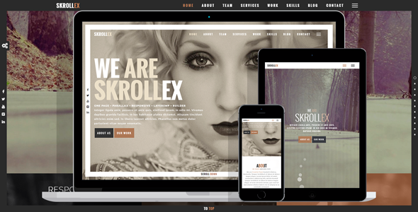 skrollex-premium-wordpress-theme
