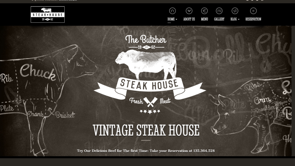 the-butcher-one-page-html-template