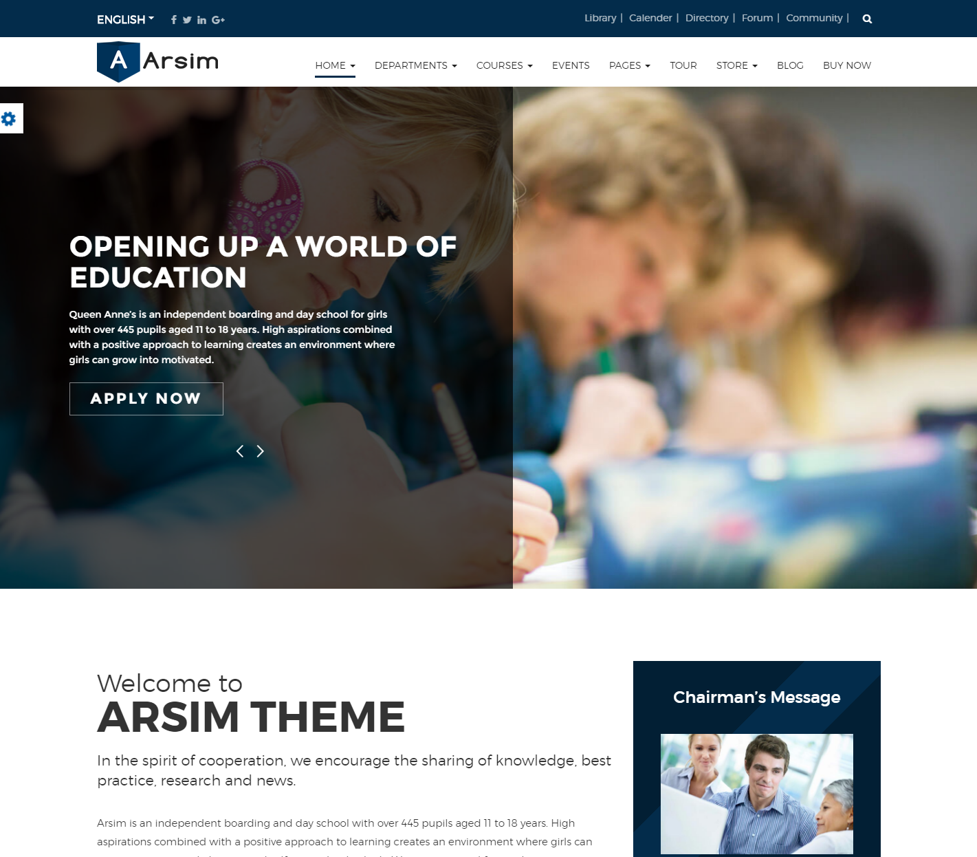 arsim-premium-wordpress-theme