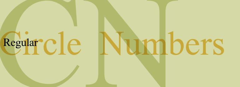 circle-numbers