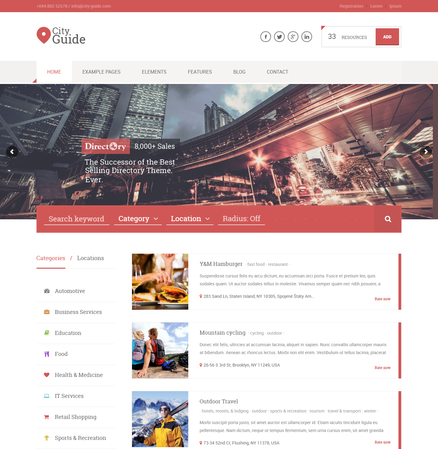 cityguide-premium-wordpress-theme
