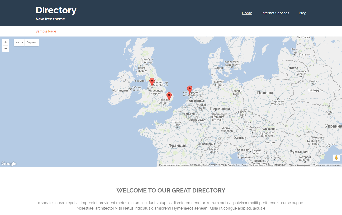directory-free-wordpress-theme