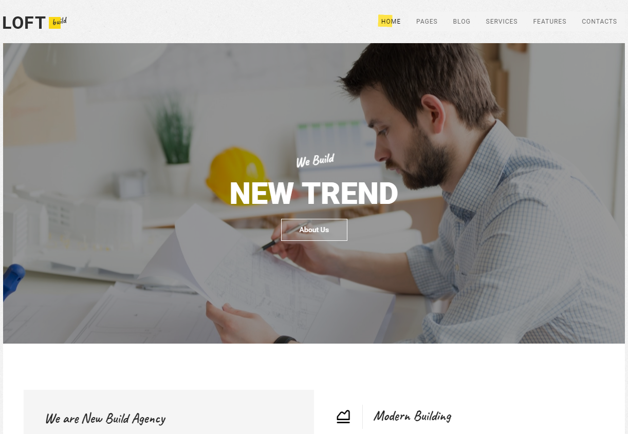 loft-premium-wordpress-theme