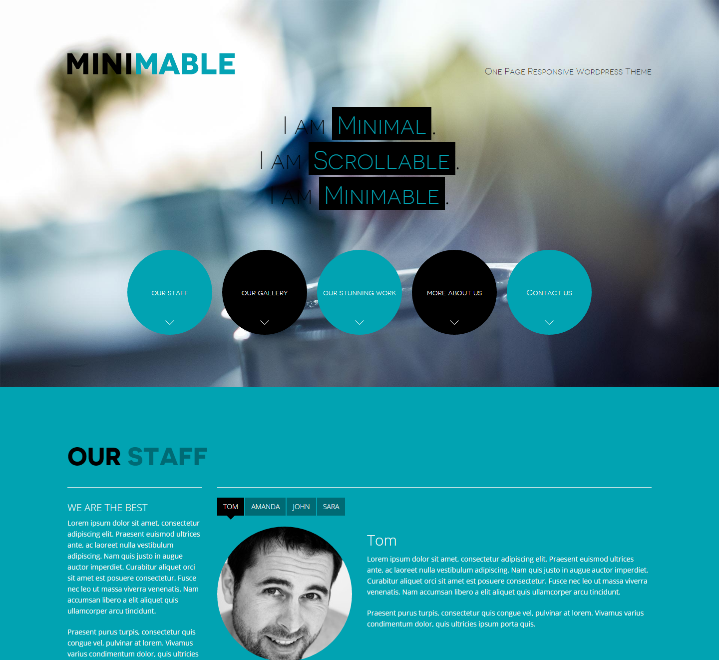 minimable-free-wordpress-theme