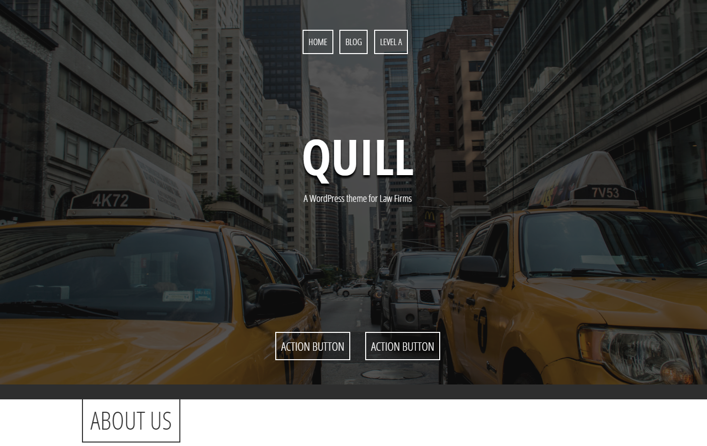 quill-free-wordpress-theme
