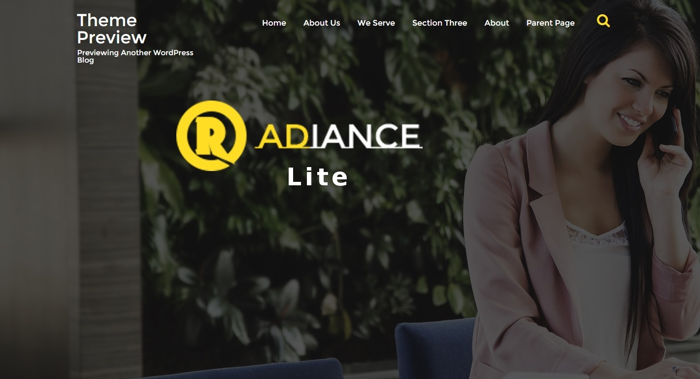 radiance-lite-free-wordpress-theme