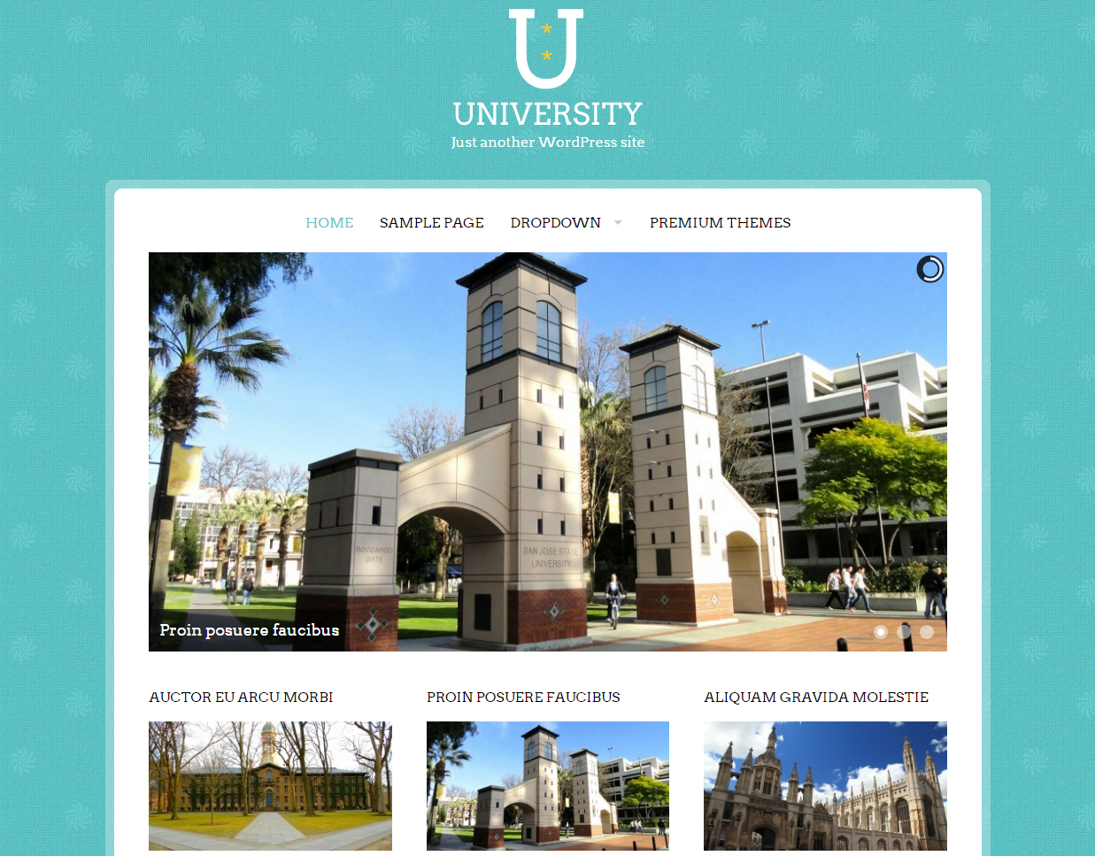 university-free-wordpress-theme