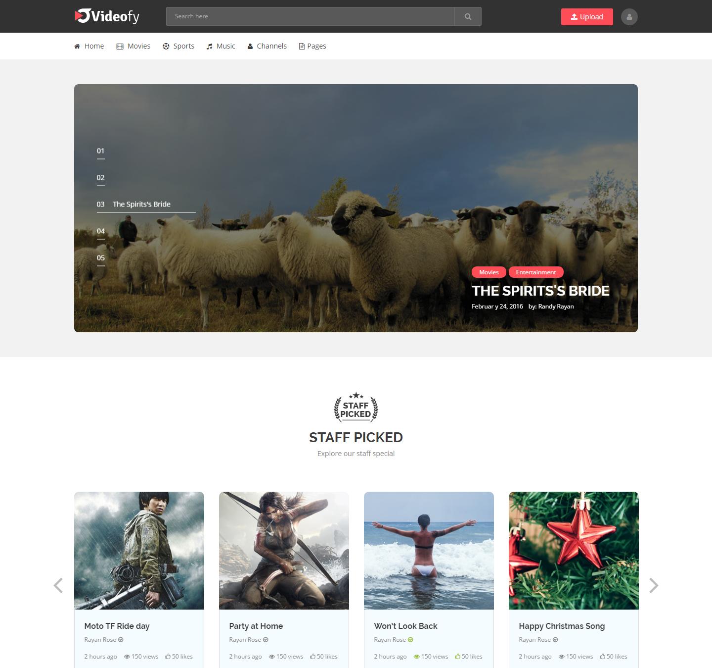 videofy-premium-html-template