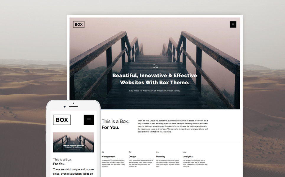 web-design-premium-wordpress-theme