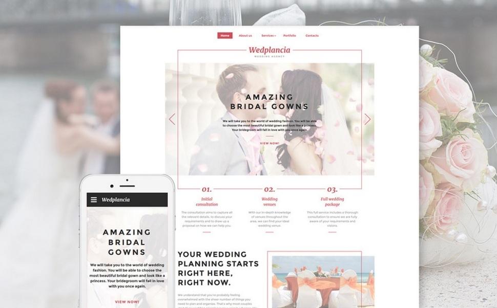 wedplancia-premium-html-template