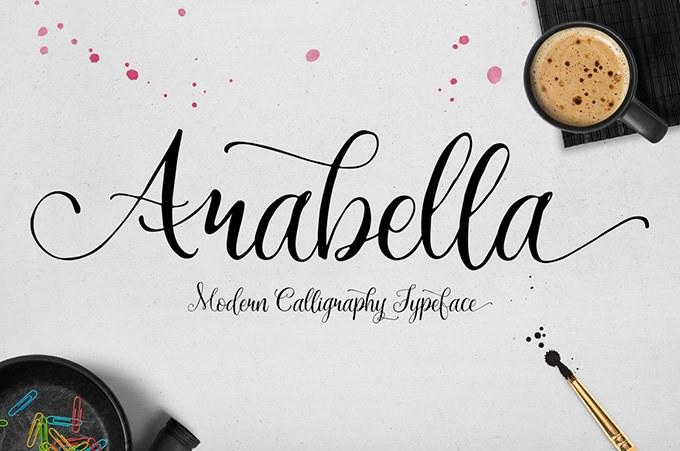 arabella-free-font