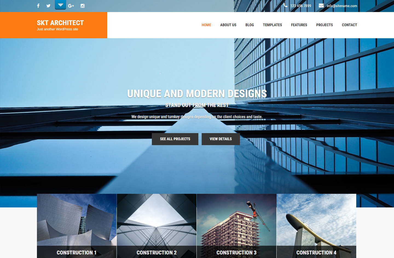architect-premium-wordpress-theme