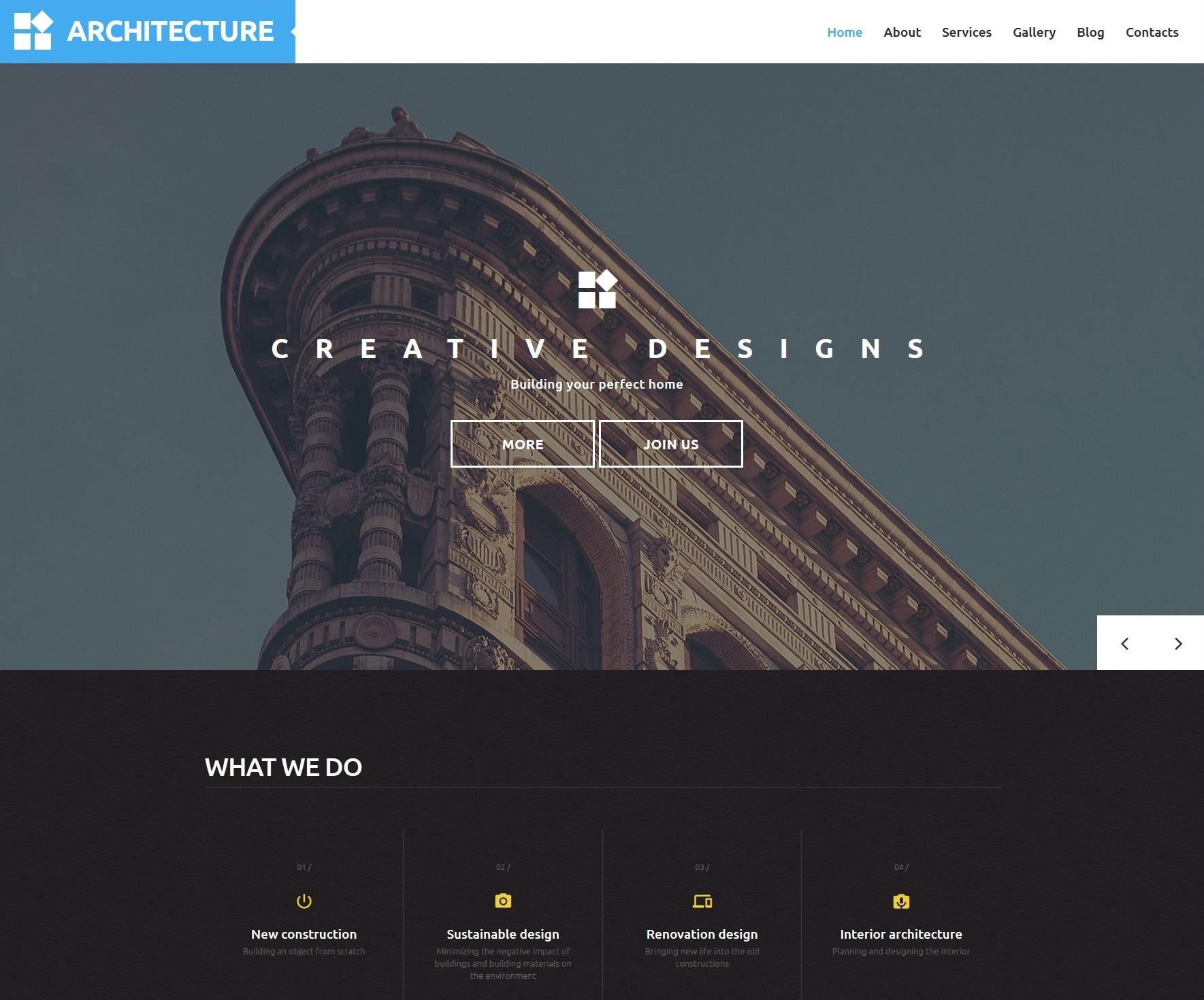 architecture-premium-worspress-theme