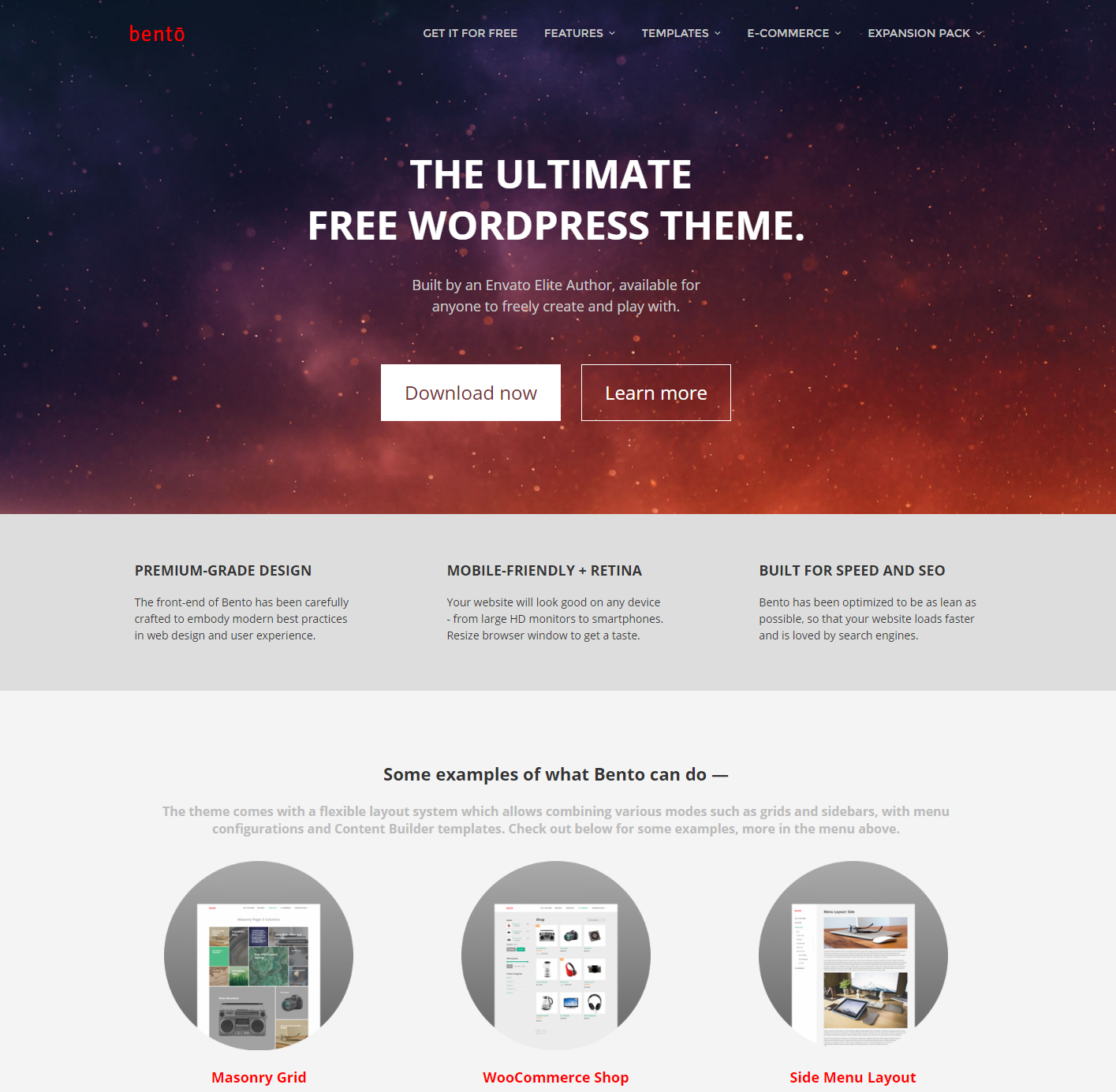 bento-free-wordpress-theme