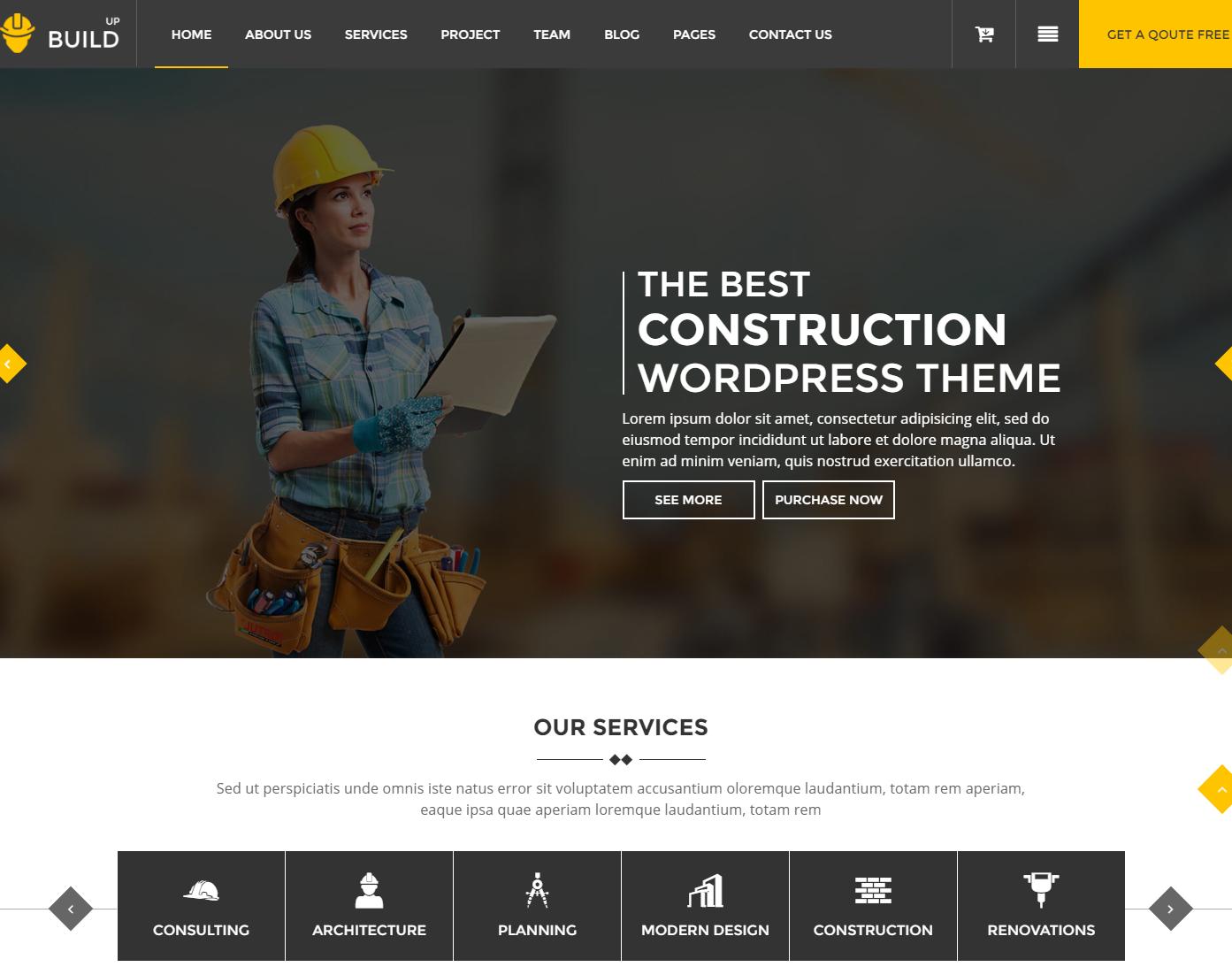 build-up-premium-wordpress-theme