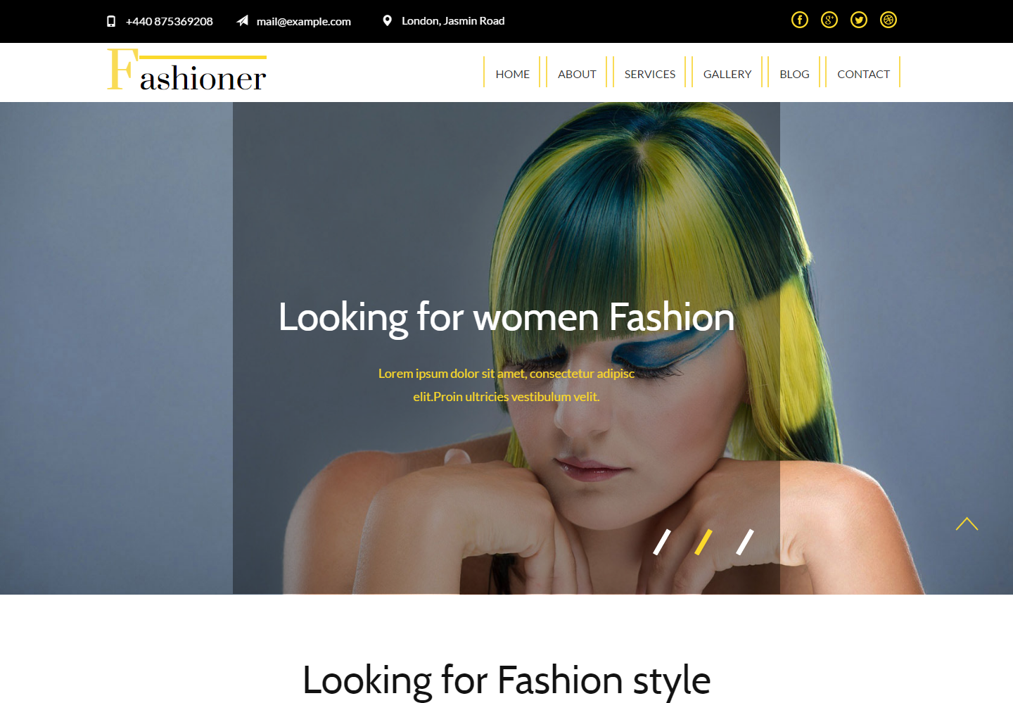 fashioner-free-html-template