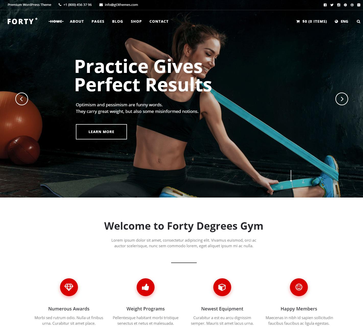 forty-premium-wordpress-theme