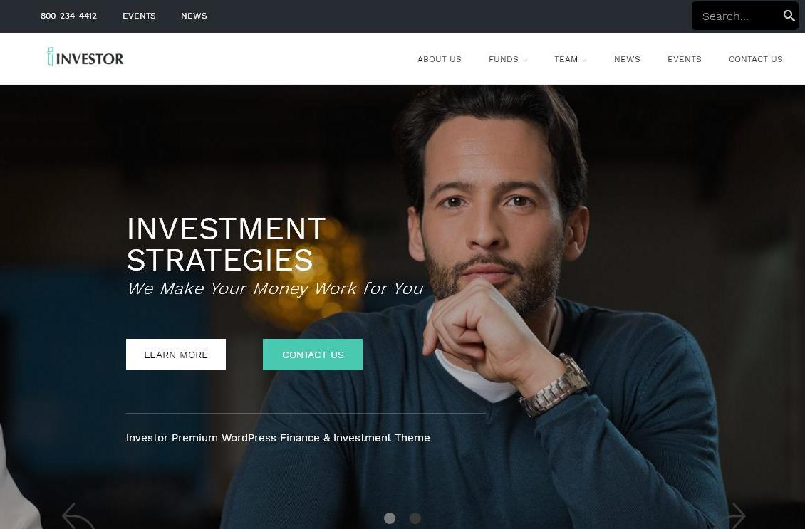 investor-premium-wordpress-theme