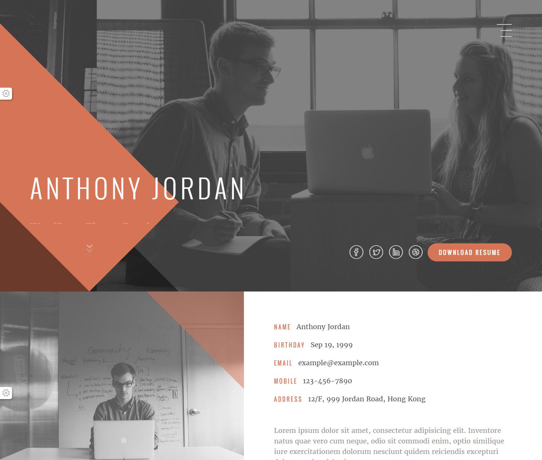 jordan-premium-html-template