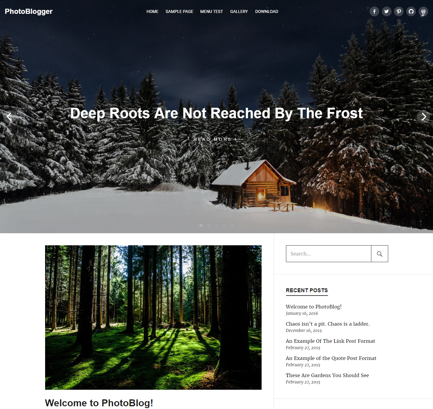photoblogger-free-wordpress-theme