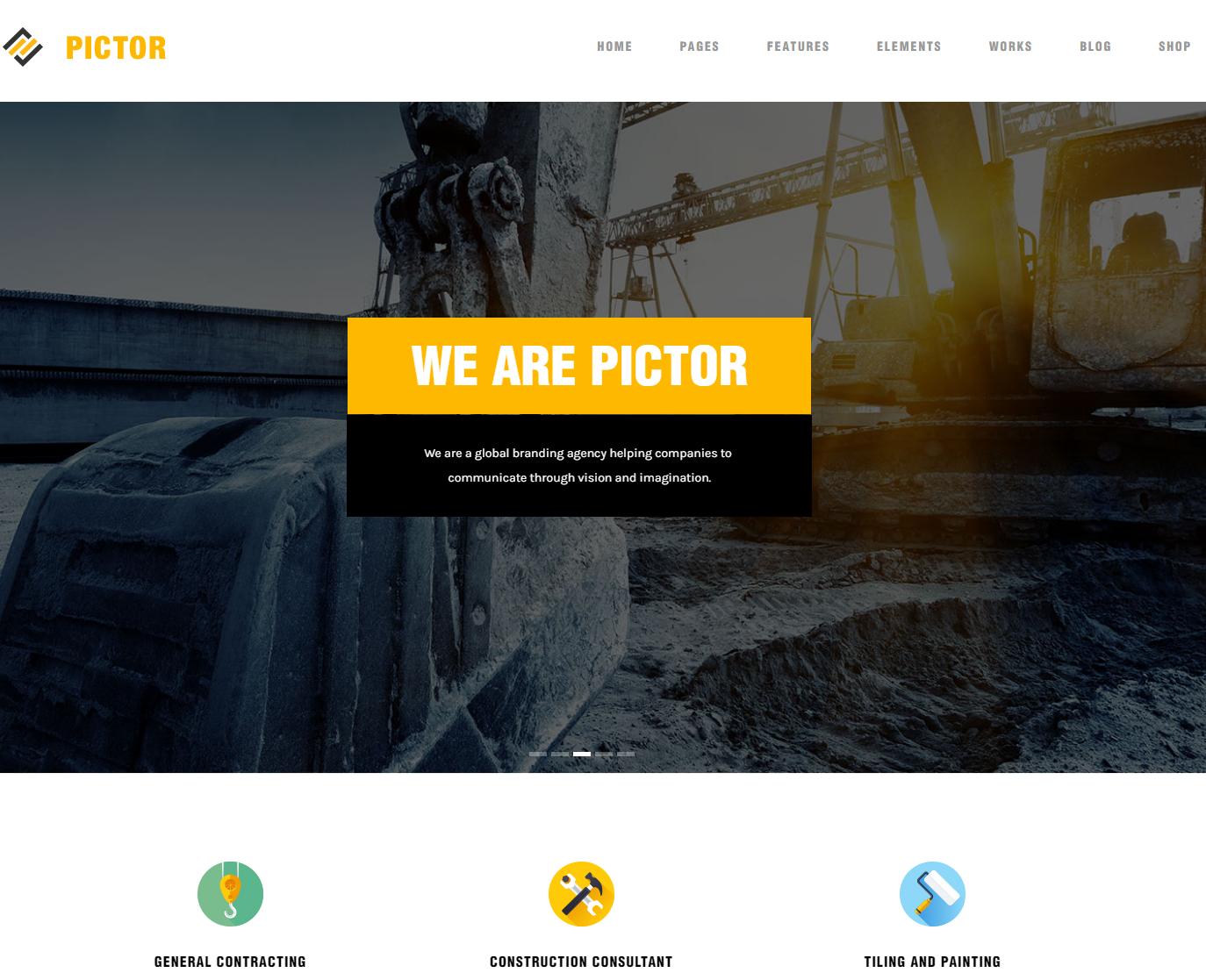 pictor-premium-wordpress-theme