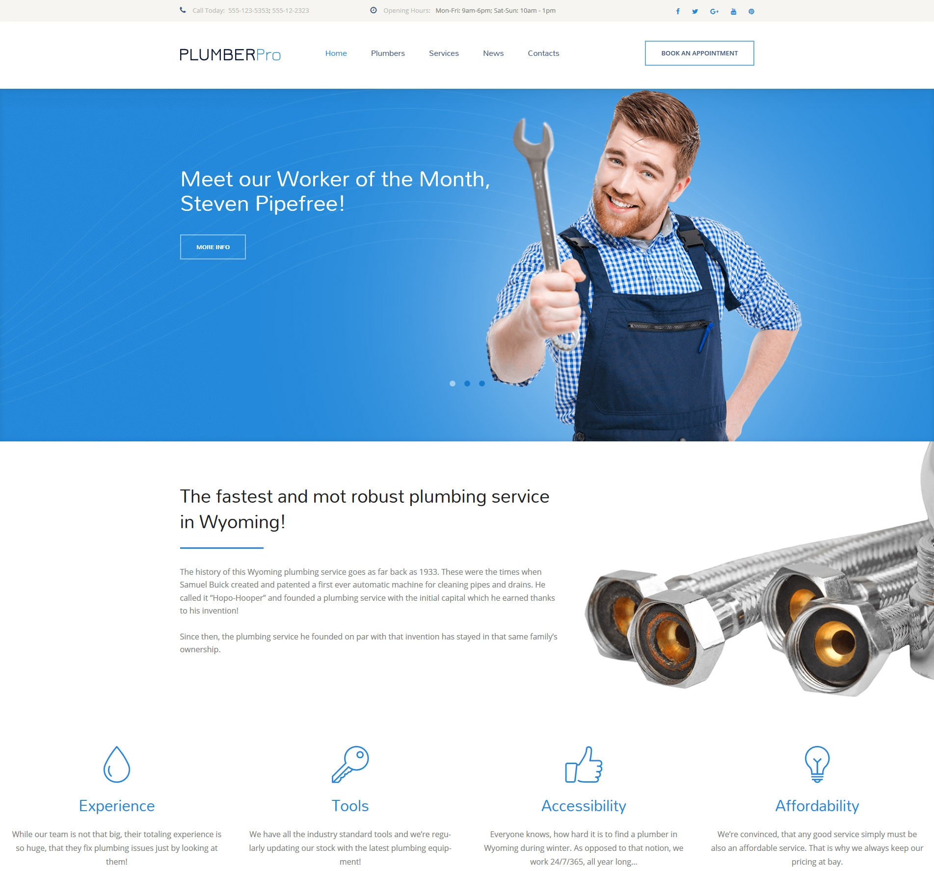 plumbing-premium-wordpress-theme