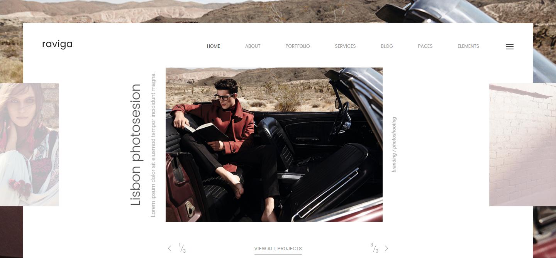 raviga-premium-html-template