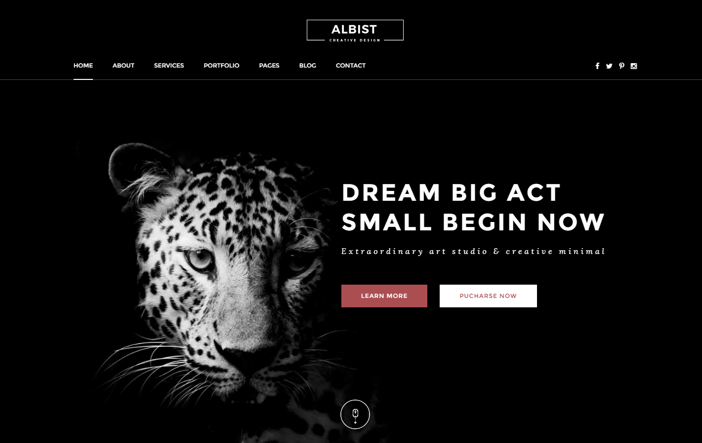 albist-premium-wordpress-theme