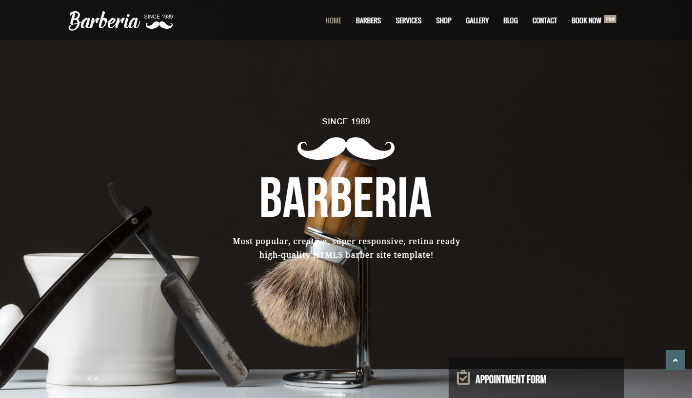 barberia-premium-wordpress-theme