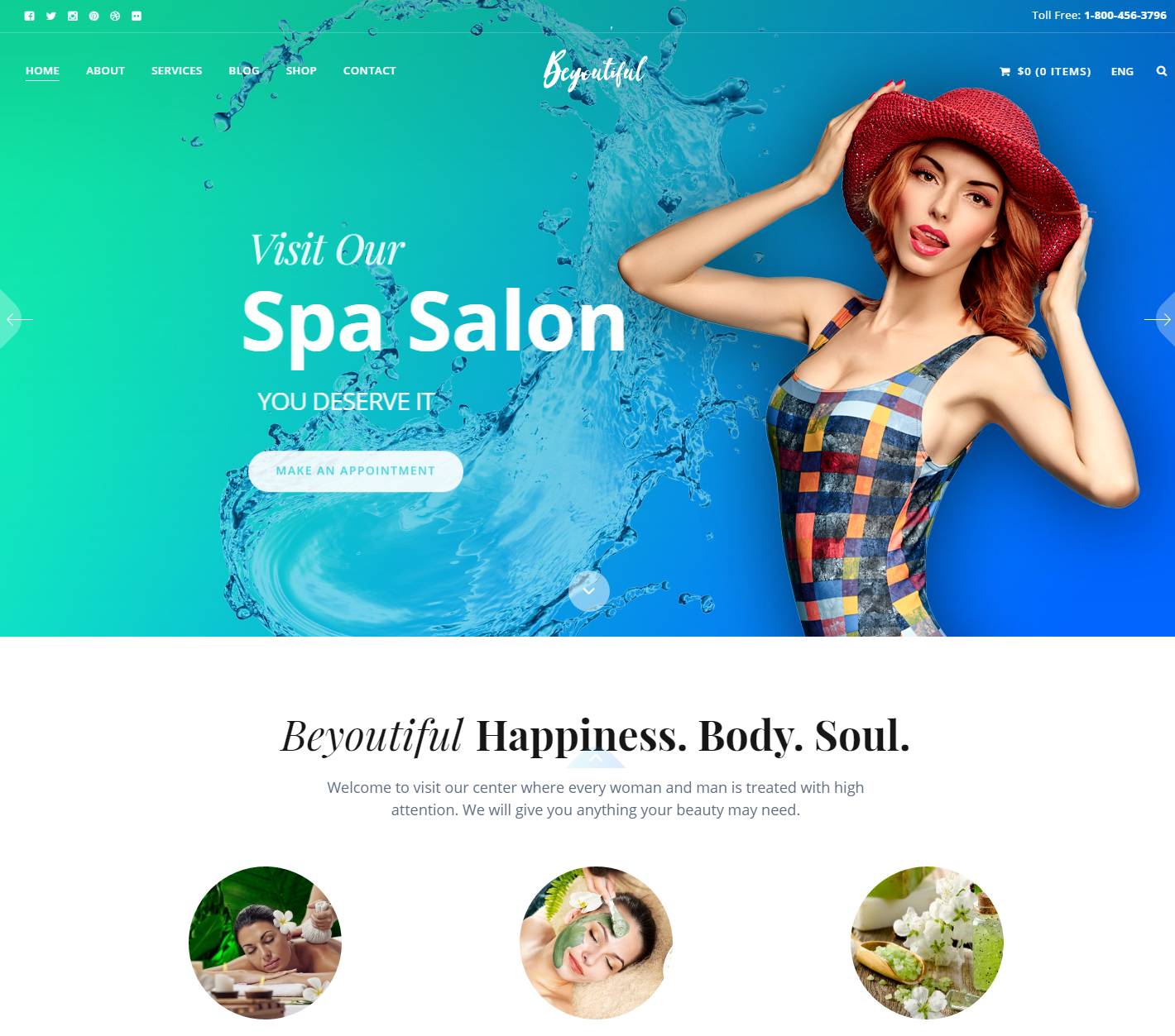 beyoutiful-premium-wordpress-theme
