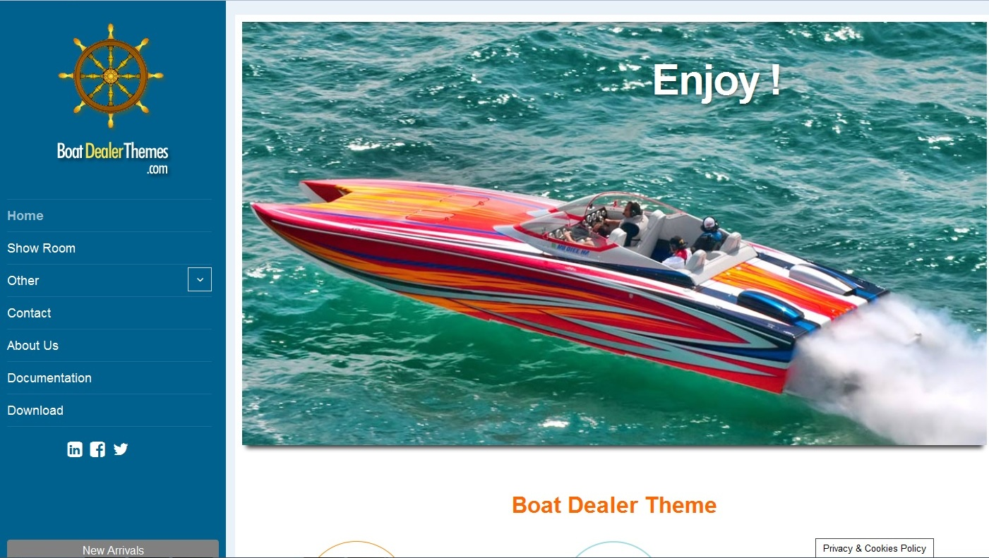boatdealer-free-wordpress-theme