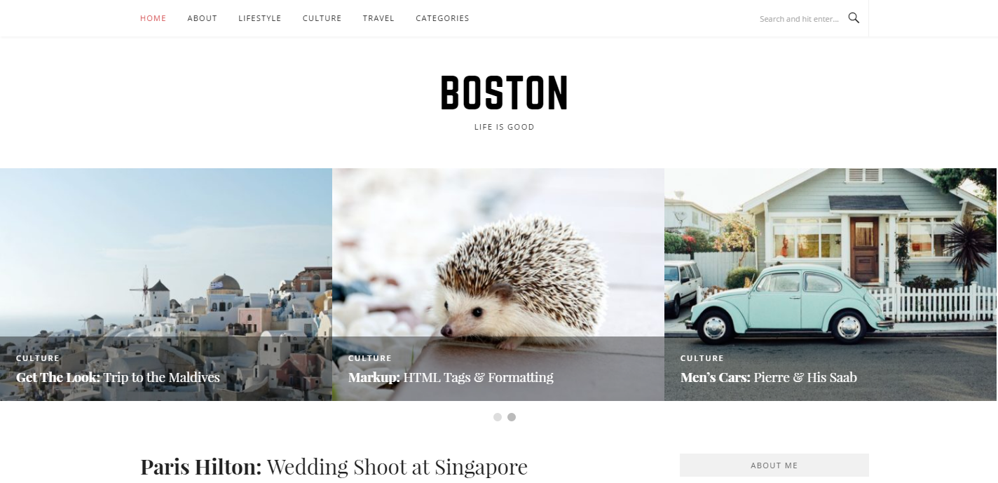 boston-free-wordpress-theme